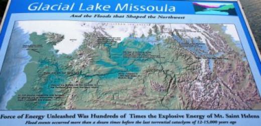 Glacier Lake Missoula