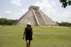 El Castillo or the Castle at Chichen Itza