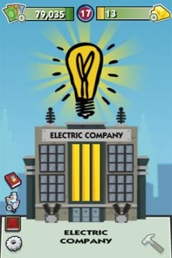 Monopoly Electric Company building