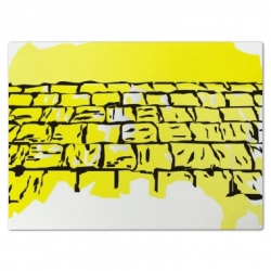 Western Wall Cutting Board