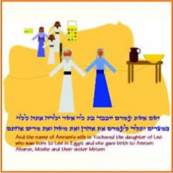 Strong Biblical Women 6 -- Yocheved, Moses's Mother