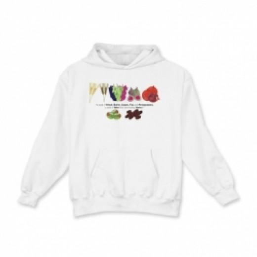 Sheva Minim sweat hoodie