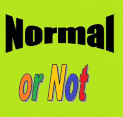 Just how normal are you?