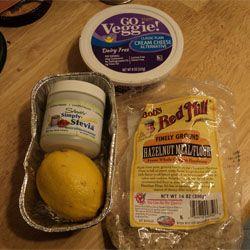 """Cheesecake"" Ingredients"