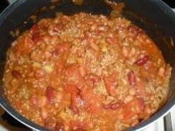 My Dads Delicious Chili Recipe