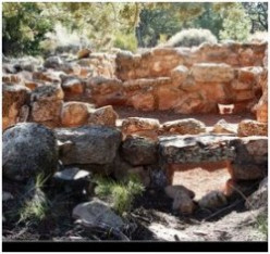 The Tusayan Ruins at The Grand Canyon
