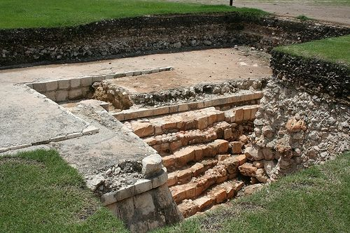 Newly discovered Mayan Ruins
