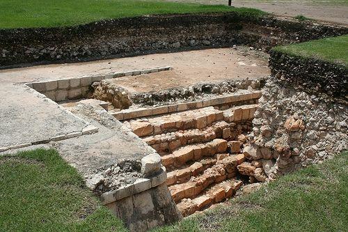 Newly discovered Mayan Ruins