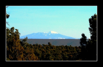 The San Francisco Peaks