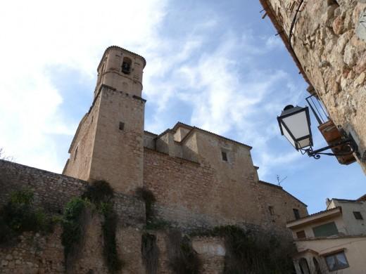 The Templar Castle in Mirvet