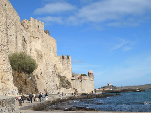 Collioure, Sea Castle and Fortress