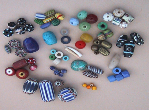 Crafting beads