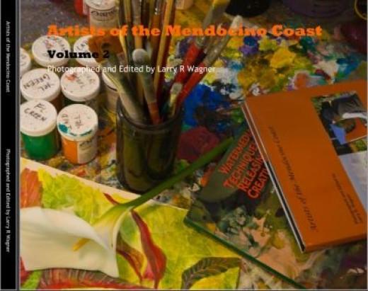 Artists of the Mendocino Coast, VOL 2