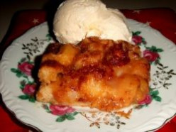 Chef Keem's Best Peach Cobbler Recipe