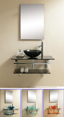 Small Bathroom Vanities: Easy to Install, Easy to Maintain