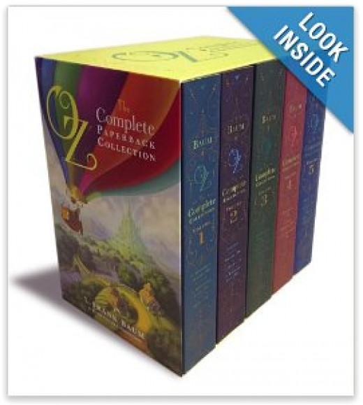 Oz Book Series