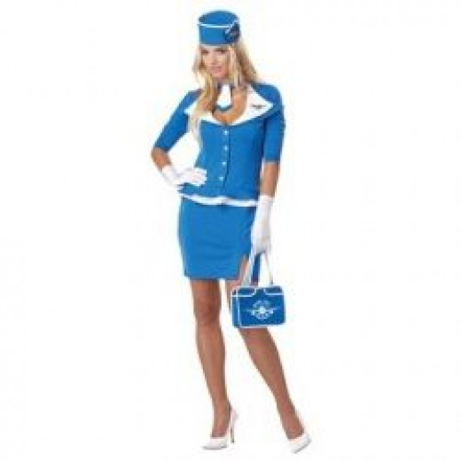 Air Steward Costume