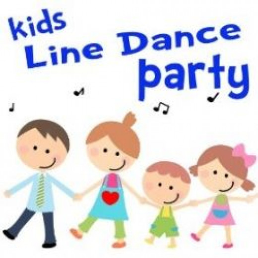 Kids Line Dancing Party Music