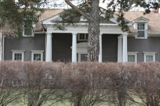 Latham Farm House c. 1840