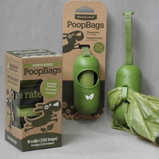 Earth-Rated Poop Bags