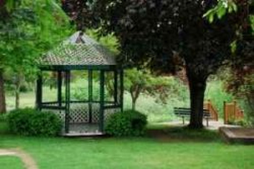 A Gazebo Is A Lovely Addition To Any Garden