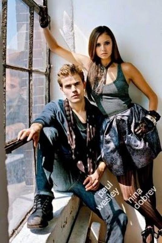 Nylon Photoshoot Paul & Nina