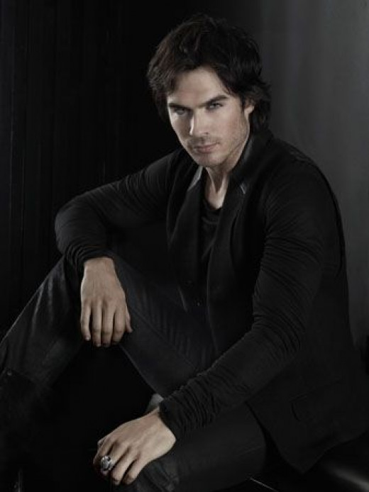 Damon in the Dark