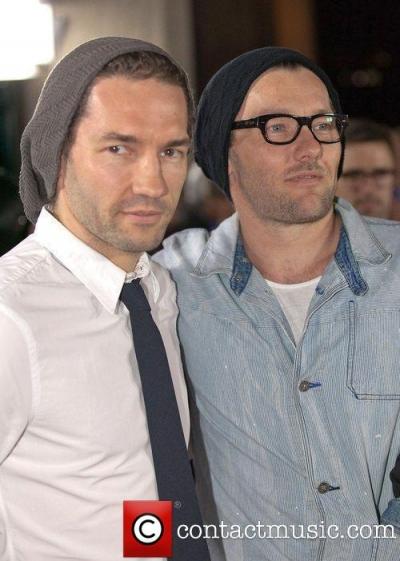Joel (right) & bro Nash