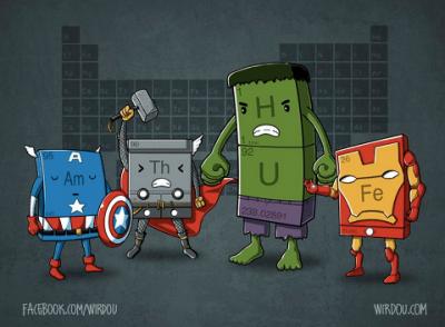 Periodic Avengers
