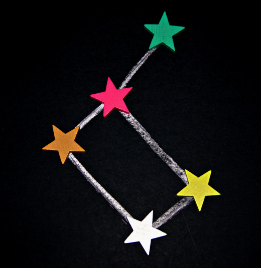 Constellation.  This is of Lyra.