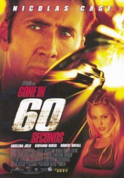gone in 60 seconds nic cage