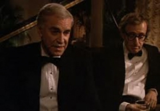 woody allen crimes and misdemeanors image
