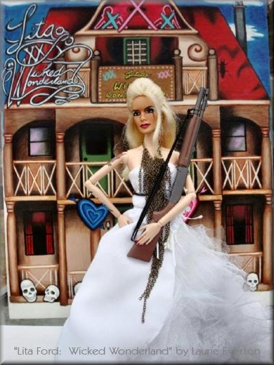 """Lita Ford """"Wicked Wonderland"""""""