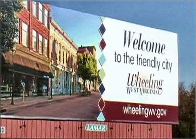 Wheeling - The Friendly City