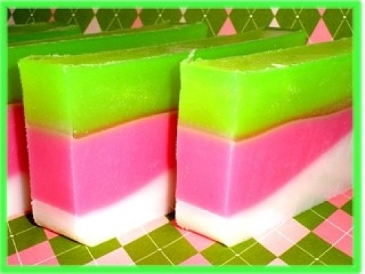Apple Blossom -- Artisan Glycerin Soap