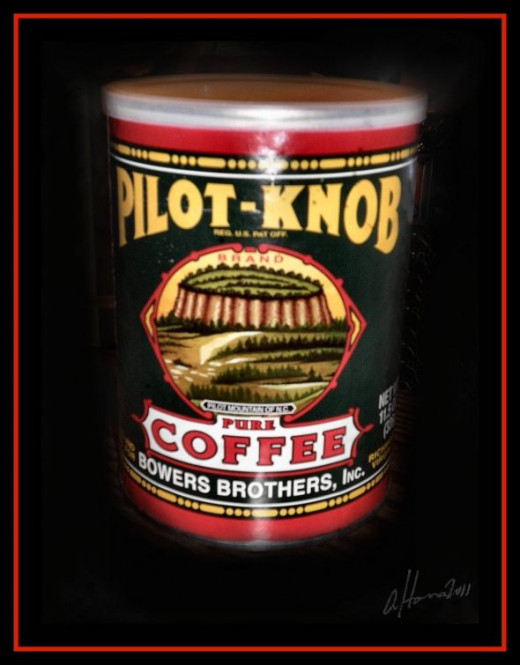 Pilot-Knob Pure Coffee