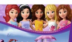 LEGO Friends mini dolls