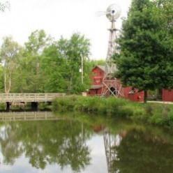 Bonneyville Mill - Bristol, Indiana