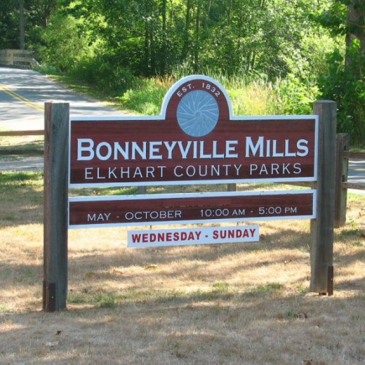 Welcome to Bonneyville Mill