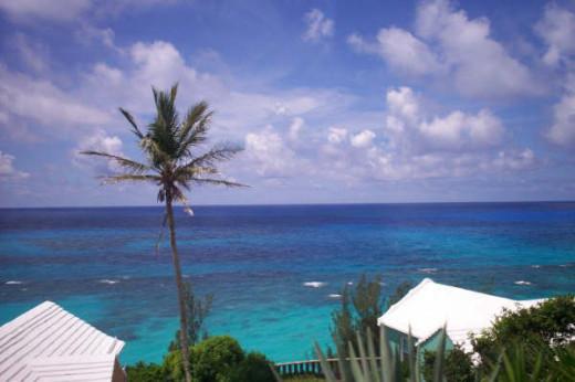 Bermuda in summer 2008.