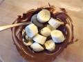 Refreshing Frozen Chocolate Covered Banana