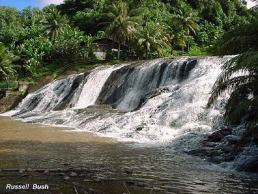 Talafofo Falls - Again --Gorgeous is the only word!