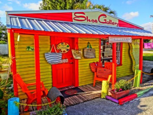 An Island Boutique in Matlacha Florida