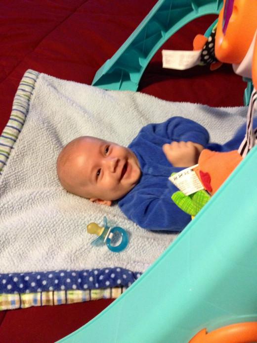 Apollo Nikolai - My Bilingual Baby!