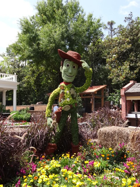 Woody  (From Disney's Toy Story)