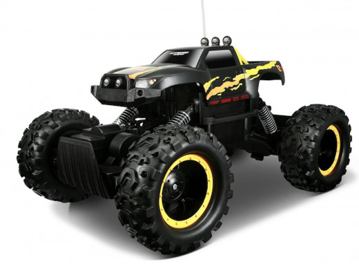 The Rock Climbing Remote Controlled Car