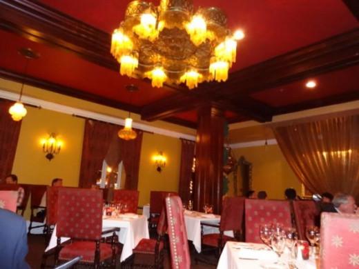Casa Monica's acclaimed restaurant - The Costa Brava (Formerly, 95 Cordova)