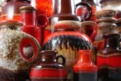 Vintage West German pottery