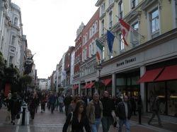 Dublin City - Capital City of Ireland