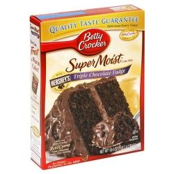 Batty Crocker Cake Mix